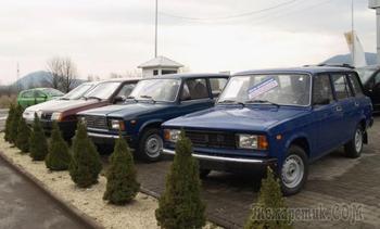 Сделано в Украинеі: как, когда и почему автомобили ВАЗ получили украинскую прописку