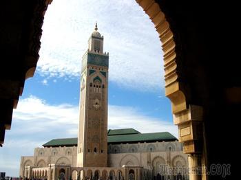 Мечеть Хасана II - чудо Марокко и гордость Касабланки