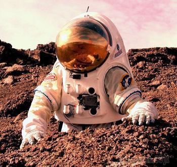 25 примечательных фактов о Марсе