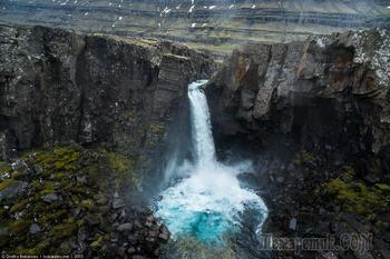 Фотопрогулка. Исландия с дрона