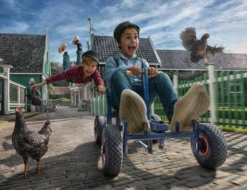 Дети - это целый мир: волшебные фотографии о самой прекрасной поре