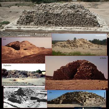 Пирамиды IV династии