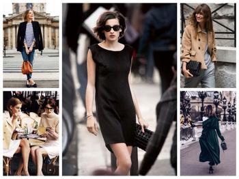 Французский стиль одежды: секреты обаяния француженок