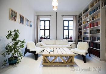 3-комнатная квартира для путешественников, приезжающих в поисках памятника Ленину