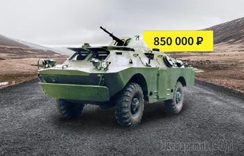 На 23 февраля: стоит ли покупать БРДМ-2 за 850 тысяч рублей