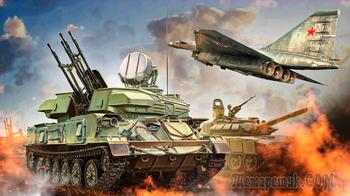 Необычное оружие СССР. Часть 6