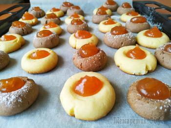 Вкусное печенье к чаю от осенней хандры!