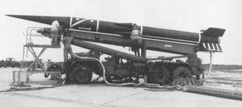 Экспериментальная ракета McDonnell WS-199D Alpha Draco (США)
