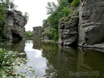 Буддийские Черкассы, Тясминский и Букский каньоны. Часть 3. Букский каньон - маленький фьорд в сердце Украины