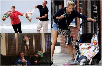 19 курьезных ситуаций, которые доказывают, что идеальных родителей не бывает