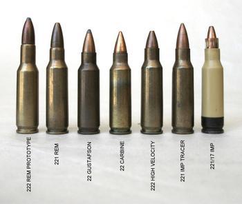История калибра: патрон для «черной винтовки»