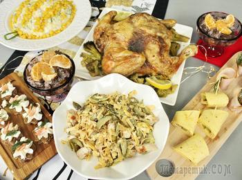7 блюд на новый год