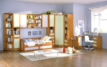 От крохи и до подростка: Современные идеи и советы по обустройству детской комнаты