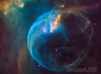 Снимки Хаббла 2020