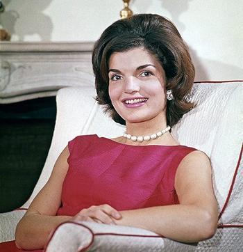 Неидеальные браки Жаклин Кеннеди