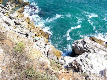 Болгарское побережье Черного моря 4. Камен Бряг и Яйлата