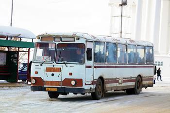 Последний заповедник 677-х ЛиАЗов