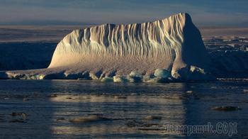 Путешествие в Антарктиду в фотографиях