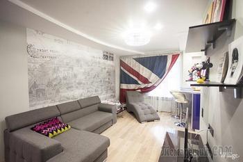 Двухкомнатная квартира на Невском