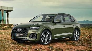 Обновленный Audi Q5 представлен официально