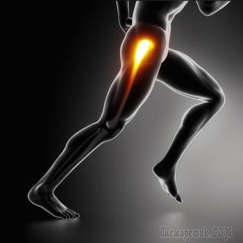 Боли в бедре: основные причины и методы лечения