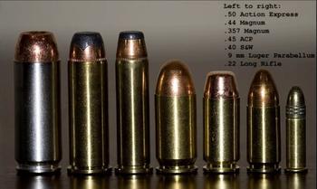 Три пистолета, которые пробивают бронежилет на раз-два