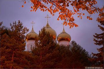 Один из самых красивых городов в России