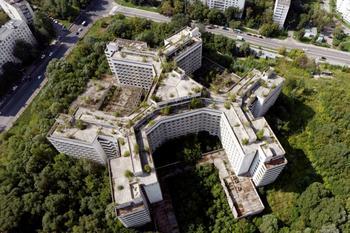 9 построек советской эпохи, которые даже сегодня можно сравнить с декорациями к фантастическим фильмам