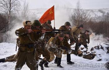Единственное место в СССР, где Германия пыталась, но не смогла перейти советскую границу