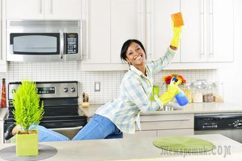 10 способов провести уборку при помощи натуральных средств