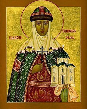 Православные обряды и традиции: когда отмечается день ангела Ольги