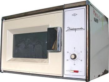 Как выглядели советские ноутбук, микроволновка и планшет?