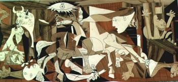 """Пабло Пикассо """"Герника."""": К 80-летию создания картины"""