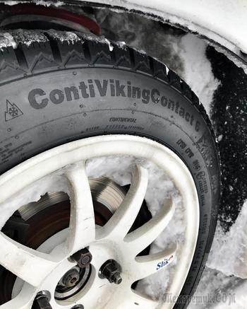 Вождение зимой в сложных условиях: советы Continental