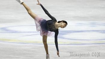 Сборная подвела рекордсменку Медведеву