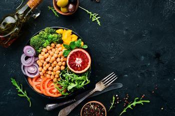 Как питаться, чтобы похудеть без диет? Список продуктов и меню на неделю