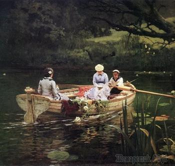 Выставка Василия Поленова в Новой Третьяковке: скучно не будет!