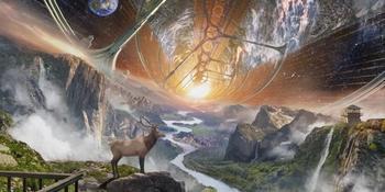 Основатель Amazon планирует колонизировать околоземную орбиту