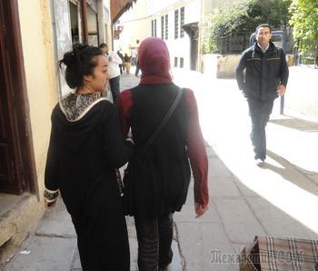 Люди Марокко.