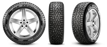 И легковушке, и внедорожнику: тест шин Pirelli Ice Zero