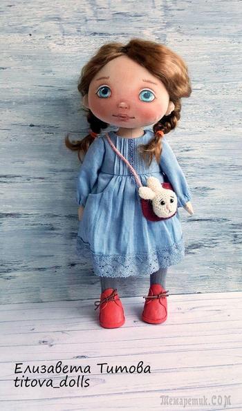 Шьем платье с карманами для куклы