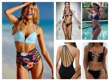 Модные купальники 2019: как правильно подобрать по типу фигуры