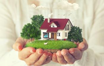 Как быстро продать дом вместе с земельным участком