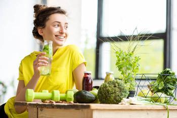 Радужная диета: худеем легко, минус 4 кг за неделю!