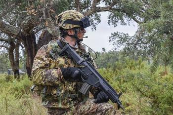 ARX160 против просто AR-15