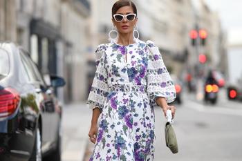 Летняя одежда модная в 2020 году