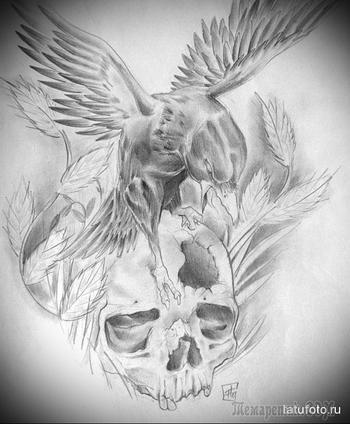 Вороны в коронах (Стих)