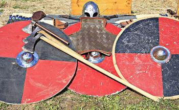 О, щит! Щиты в древности и средневековье