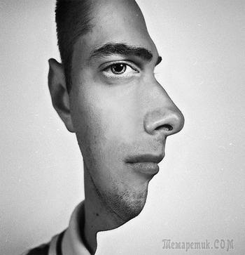 Поразительные оптические иллюзии ломающие мозг