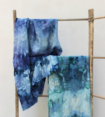 Окрашивание ткани своими руками